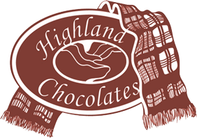 Highland chocolates logo