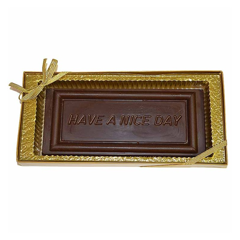 Have a nice day chocolate greeting card have a nice day chocolate greeting card m4hsunfo