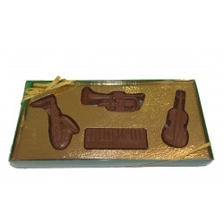 Chocolate Music Set
