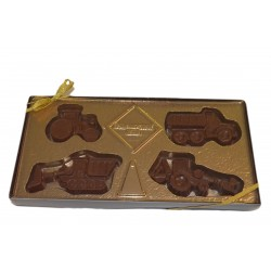 Chocolate Construction Set