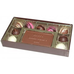 9-piece Truffle Assortment